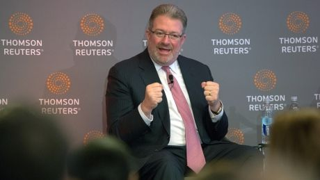 Thomson Reuters CEO expected to make full recovery from heart issue