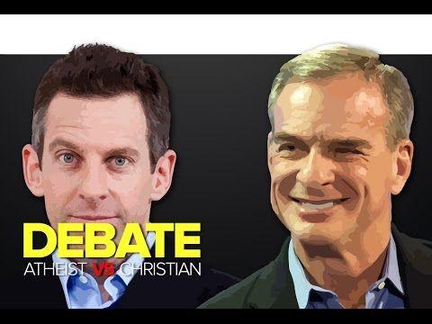 """Debate"" --Atheist vs Christian (Sam Harris vs William Lane Craig) - YouTube"