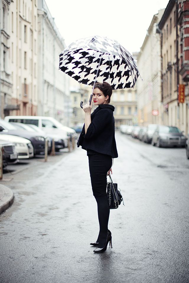 La Vita Mia: No matter rain or shine...