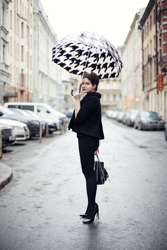 La Vita Mia: No matter rain or shine...