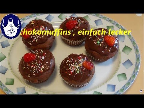 Kalinkas Küche - YouTube | kalinka in 2019 | Schokomuffins ...