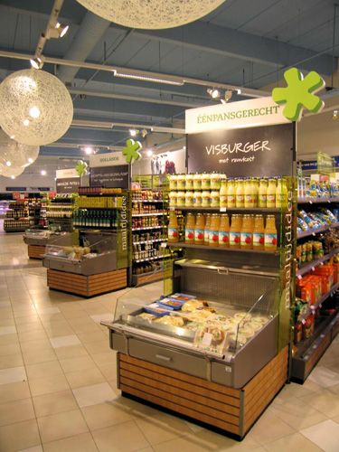 Supermarket Design | Promotional Ends | Promo End Fixture | C1000 04