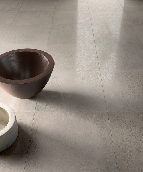 Downtown Earth Semi Lapato Italian Porcelain Tile