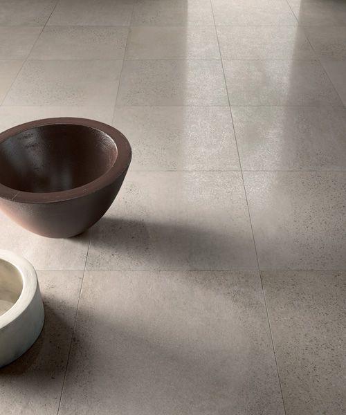 Downtown Earth Semi Lapato Italian Porcelain Tile