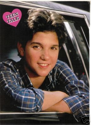 Ralph Macchio (totally had this one on my wall)