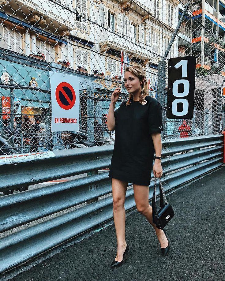 #MMissoni #Streetstyle Moment in #Monaco with our babe #rebeccalaurey #mmissonitravelstheworld