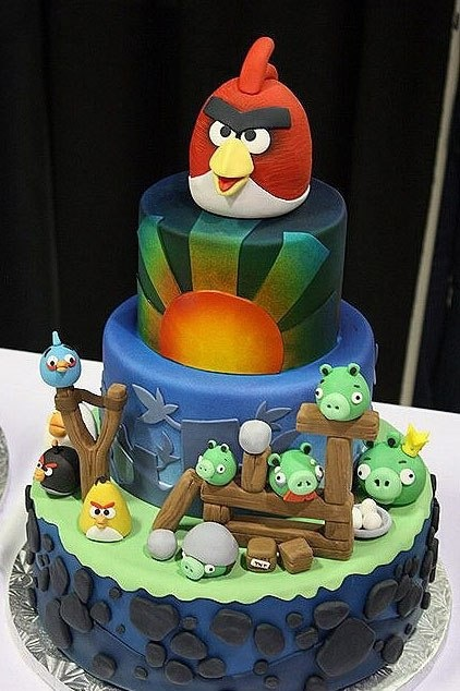 15 Coolest Video Game Inspired Cakes