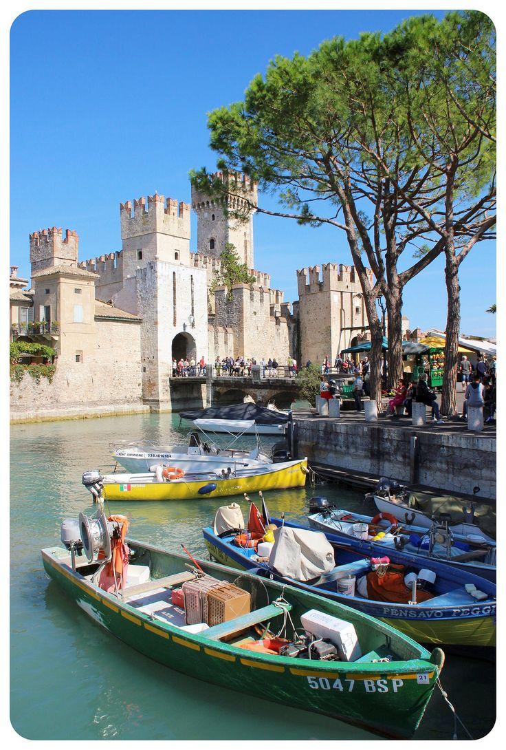 Sirmione Lake Garda, #Italy
