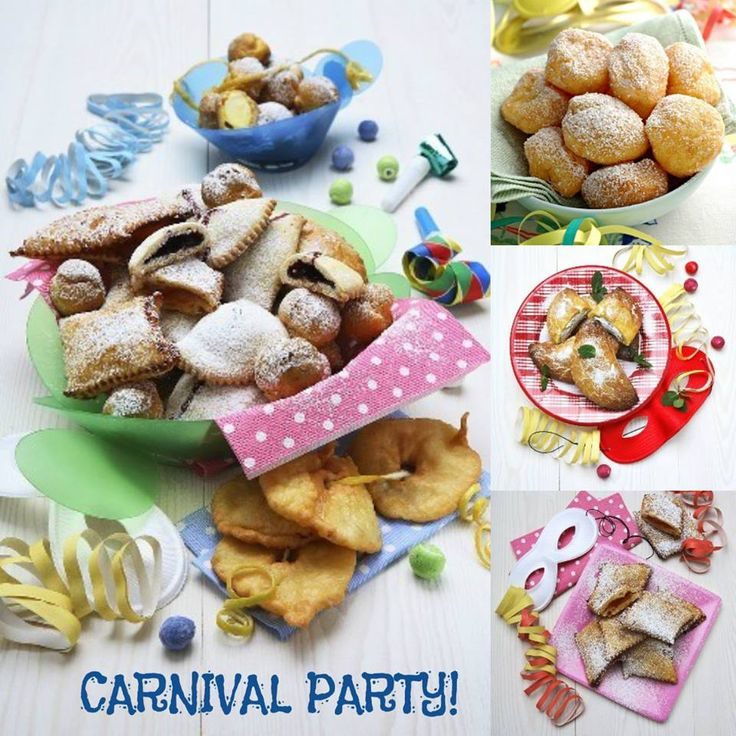 During the Carneval anything goes!