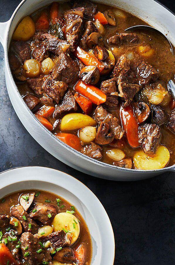 Dutch Oven Classic Beef Stew Recipe In 2020 Classic Beef Stew Recipe Beef Stew Recipe Recipes