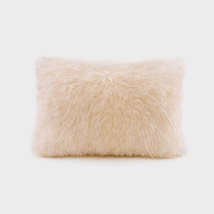 Long Wool Cushion Rectangle | Ugg Australia®
