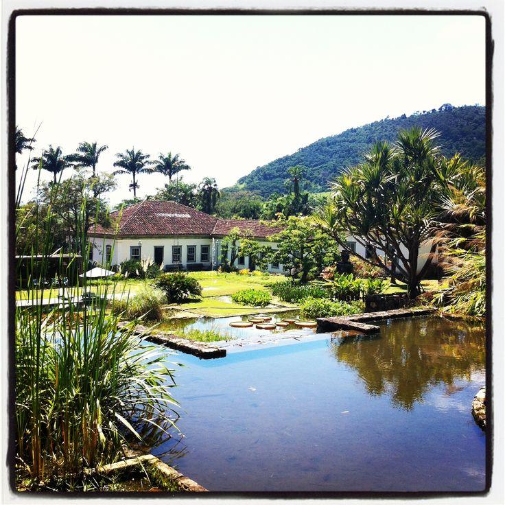 Jardim de Roberto Burle-Marx @ Fazenda Vargem Grande - Areias - SP - Brasil