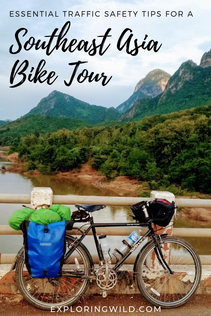How To Bicycle Safely On Southeast Asia S Roads Bike Trips