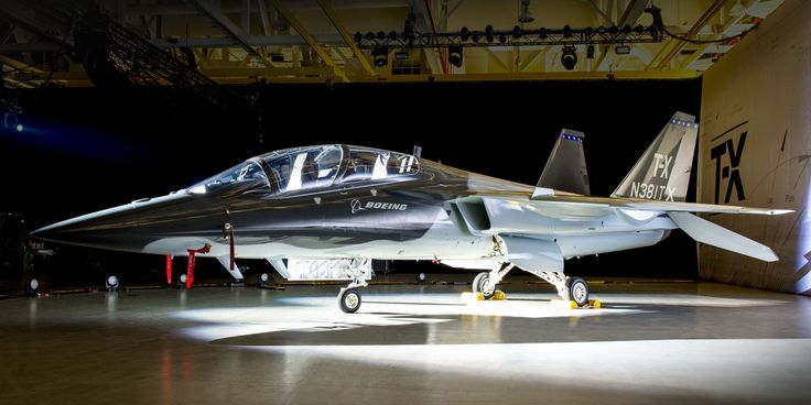 The Air Force is looking for a new two-seater jet to train future generations of F-35 and F-22 pilots. Boeing wants this to be it.