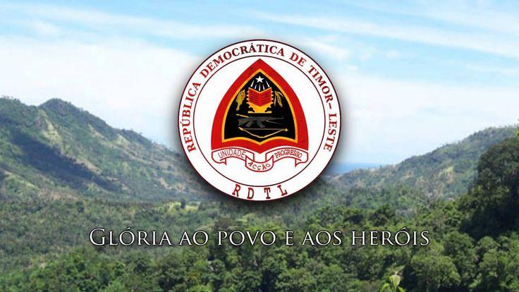"National Anthem of East Timor - ""Pátria"""