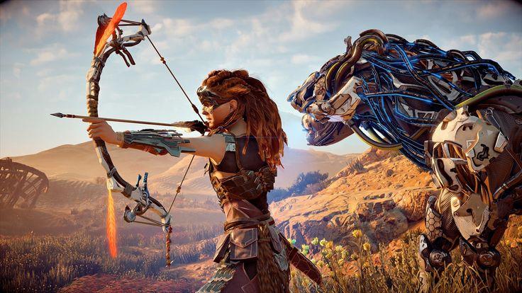 호라이즌 제로 던, PS4 PRO 스크린샷 | 게임 스샷 게시판 | 루리웹