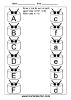 Match uppercase and lowercase letters