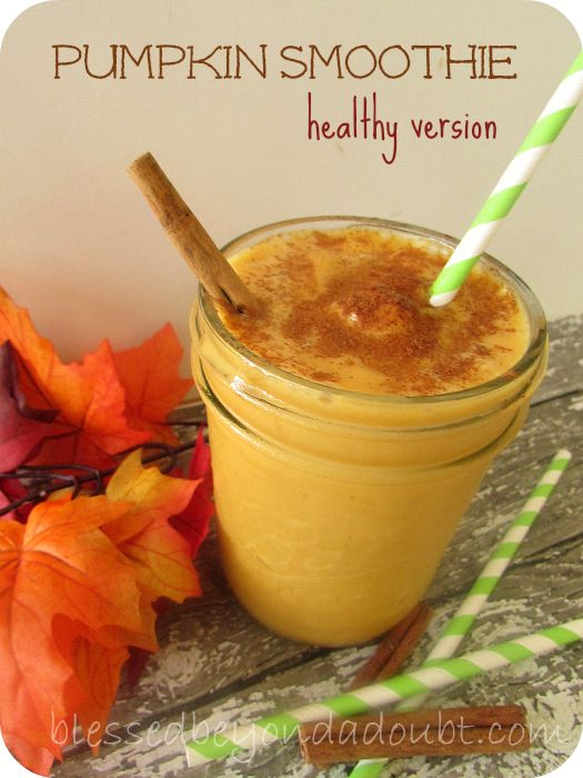healthy ladies shoes smoothie usa pumpkin recipe  but Yummy