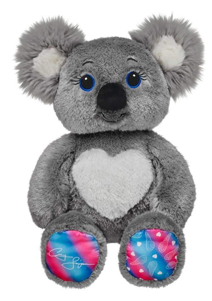 Cody Koala Bear at Build a Bear