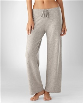 Cashmere lounge pants. I just need these and I'll be ready for winter!