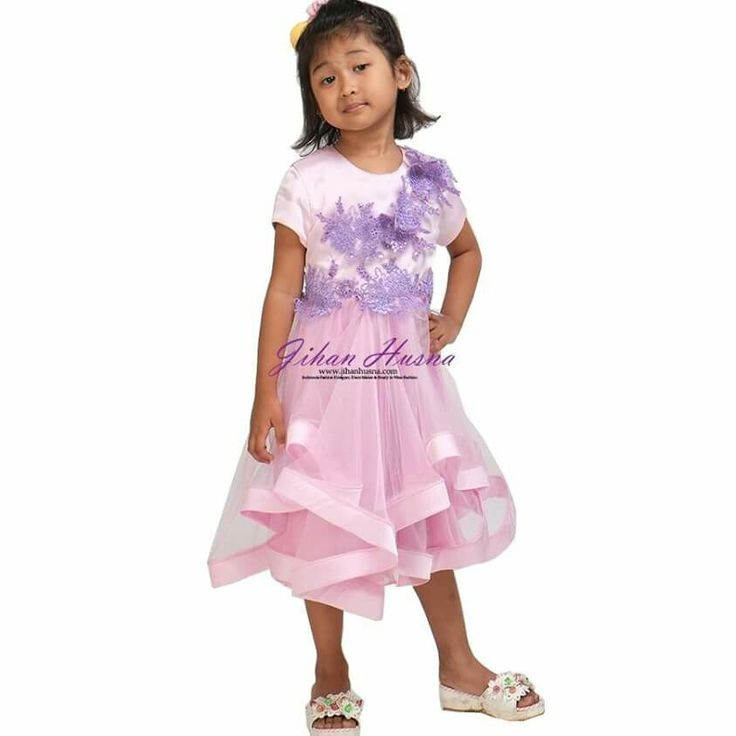 Gown for kid, made by order