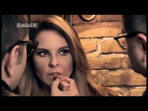 Entrevista de Kate Del Castillo  con Rebecca Alba para estilo df 2015