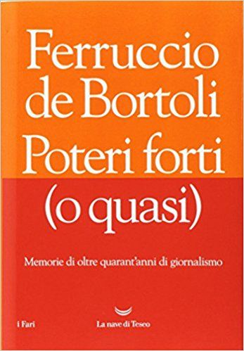 """Quasi un diario questo libro dell'ex direttore del """"Corriere della Sera"""" e del """"Sole 24 Ore"""": scena e retroscena di 40 anni di storia del nostro paese."""