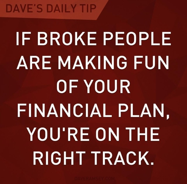 Financial Quotes Mesmerizing 237 Best Education Dave Ramsey Quotes Images On Pinterest . Design Ideas