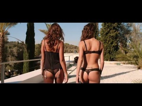 "Maquillage Vidéo clip - tournage  ""Big Ali feat Glaam § Richard Orlinski ""  3 jours de Tournage a Ibiza"