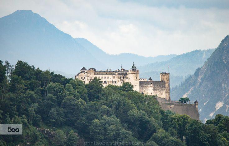 Fortress Hohensalzburg, Salzburg, Austria by Christoph Oberschneider on 500px