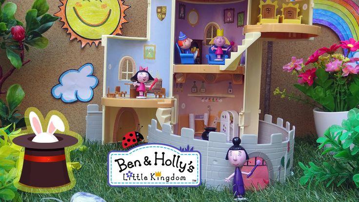 El pequeño reino de Ben y holly español | Review del Castillo de Ben & holly spanish 4k HD