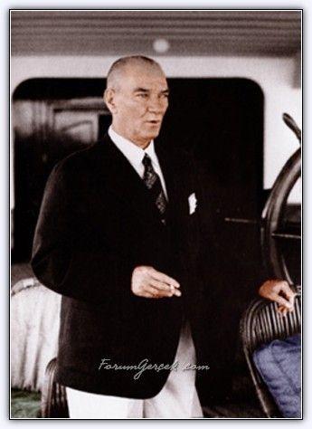 (1936 - 1938) Yıllarında Atatürk - Forum Gerçek
