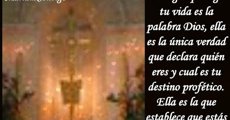 LA PALABRA DE DIOS Buscad la caridad; pero aspirad también a los dones espirituales, especialmente a la profecía. 1Cor. 14,1 - See more at: http://mariamcontigo.blogspot.com/2016/09/arma-profetica.html#sthash.6zOsHfTw.dpuf