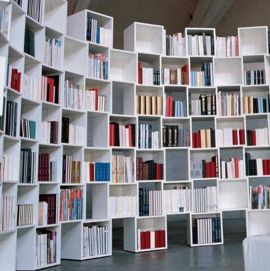 Libreria Contenitore NET, Lago Design