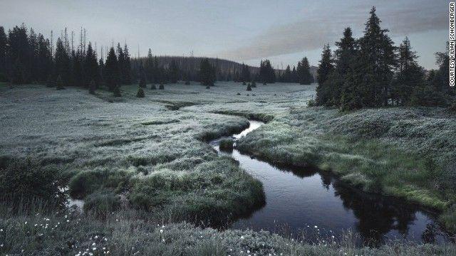 Bohemian Forest low mountain range, Czech Republic. #FairyTales #Forest #CzechRepublic