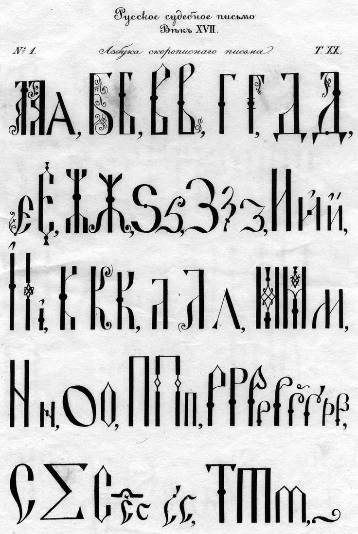Russian alphabet (русский алфавит)