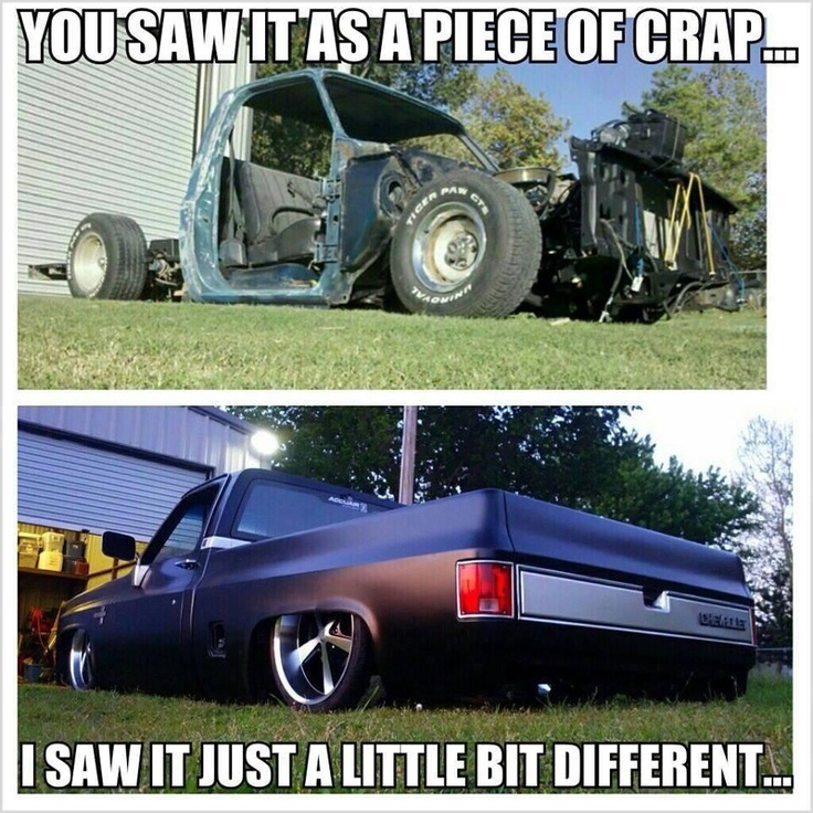 272 Best Images About Cars On Pinterest: 101 Best Images About 73-87 Chevy C10's On Pinterest