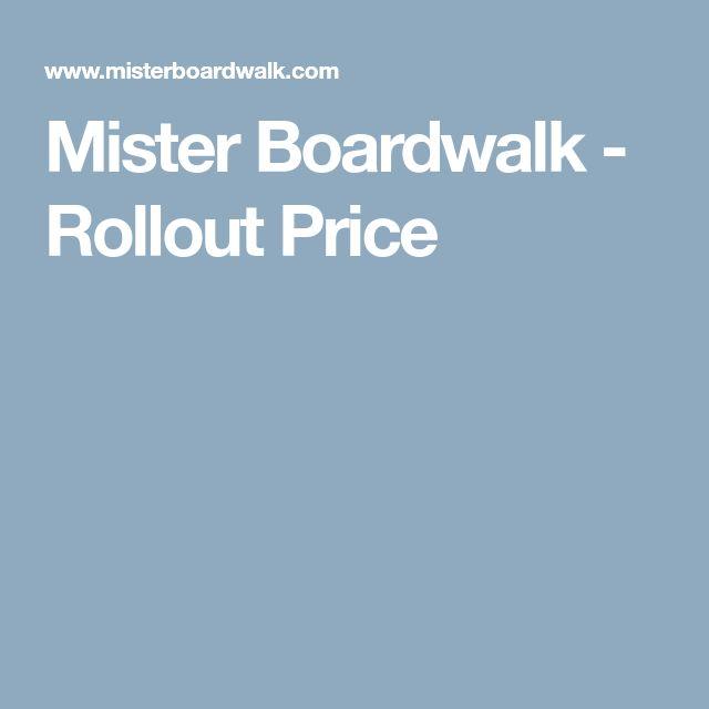 Mister Boardwalk - Rollout Price   Mosaic garden art ...