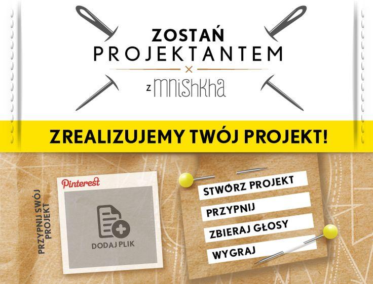Zapraszamy do konkursu  - prace można zgłaszać pod adresem: www.mnishkha.com/Konkurs. Do wygrania realizacja Twojego projektu, płatny staż i torby Cargoby Owee.                                    #mnishkha #konkurs #polskidesign #polishfashion #polscyprojektanci #zostanprojektantem  PROJEKT WSPÓŁFINANSOWANY PRZEZ SZWAJCARIĘ W RAMACH SZWAJCARSKIEGO, PROGRAMU WSPÓŁPRACY Z NOWYMI KRAJAMI CZŁONKOWSKIMI UNI EUROPEJSKIEJ