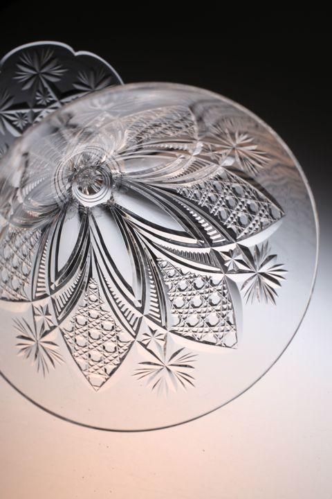 "Baccarat ""Elbeuf"" water glass - GalleryGrace Web Shop"