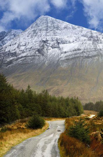 The Black Cuillin, Scotland