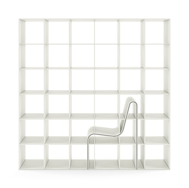 Bookchair by Sou Fujimoto