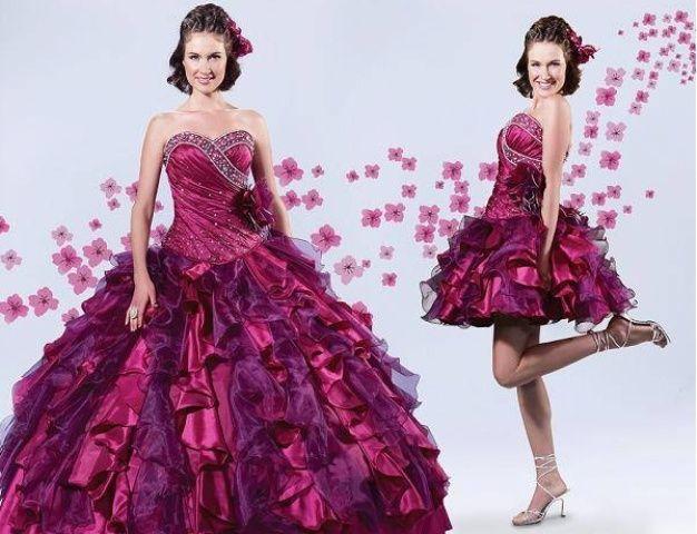 15 Anos Dresses From Mexico: 85 Best Tu Vestido De 15 Años Images On Pinterest