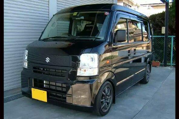 Suzuki Every DA64V Watanabe