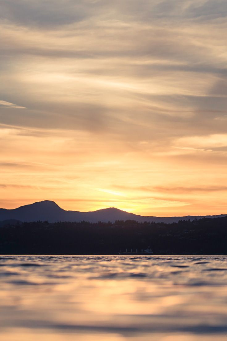 Free picture for your blog of a beautiful sunset shot from Third Beach in Vancouver, BC. Download free image here: http://www.sprayedout.com/beautiful-sunset-third-beach-vancouver-bc/