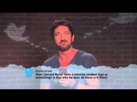 Celebrities Read Mean Tweets (Best Of) - YouTube