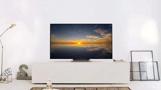 TV - kast wit, minimalist