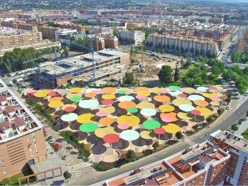 Córdoba, Spain  Open Center for Citizens Activities  PAREDES PINO ARQUITECTOS
