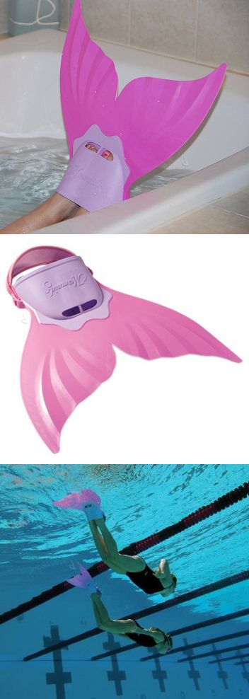 Mermaid tail fin flipper! #product_design... I'm not sure of the purpose of this