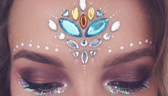 6 estilos de maquiagem pra arrasar no Lollapalooza